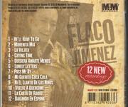 CD - Flaco Jimenez - He'll Have To Go - digipak