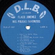 LP - Flaco Jimenez - Mis Polkas Favoritas