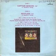7inch Vinyl Single - Flash & The Pan - Captain Beware = Capitán, Cuidado