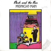 7inch Vinyl Single - Flash & The Pan - Midnight Man