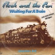 12inch Vinyl Single - Flash And The Pan - Waiting For A Train (long disco version)