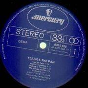 LP - Flash & The Pan - Flash & The Pan