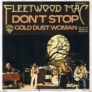 7inch Vinyl Single - Fleetwood Mac - Don't Stop / Gold Dust Woman