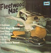 LP - Fleetwood Mac - Fleetwood Mac - blue box