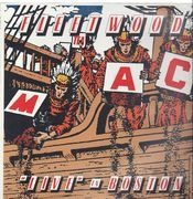 LP - Fleetwood Mac - Live In Boston - Yellow Vinyl