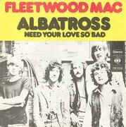 7inch Vinyl Single - Fleetwood Mac - Albatross