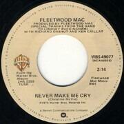 7inch Vinyl Single - Fleetwood Mac - Tusk / Never Make Me Cry