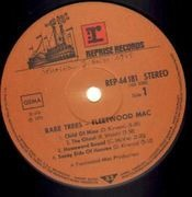 LP - Fleetwood Mac - Bare Trees