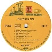 LP - Fleetwood Mac - Fleetwood Mac