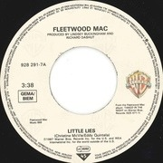 7inch Vinyl Single - Fleetwood Mac - Little Lies