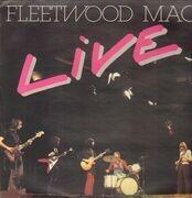 LP - Fleetwood Mac - Live