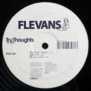 12inch Vinyl Single - Flevans - Begin Again