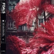 Double LP - Foals - Everything Not Saved Will Be Lost - Part 1 - .. WILL BE LOST - PART 1 / 180GR.