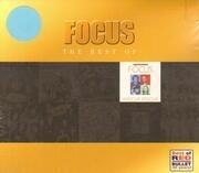 CD - Focus - Hocus Pocus/Best of - slipcase