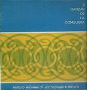 LP - Folklore Compilation - Danzas De La Conquista