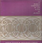 LP - Folklore Compilation - Musica Campesina De Los Altos De Jalisco