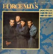 12inch Vinyl Single - Force M.D.s - Couldnt Care Less