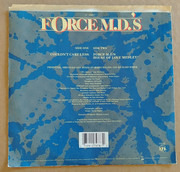 7inch Vinyl Single - Force MD's - Couldn't Care Less