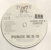 12inch Vinyl Single - Force M.D.'s - Itchin' For A Scratch
