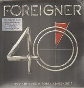 Double LP - Foreigner - 40