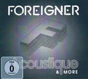 CD & DVD - Foreigner - Acoustique & More - Digipak / Sigisleeve