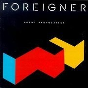 CD - Foreigner - Agent Provocateur