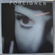 LP - Foreigner - Inside Information - Gatefold Sleeve