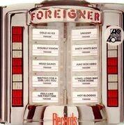 LP - Foreigner - Records - die-cut sleeve
