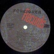 LP - Foreigner - Records - Gatefold