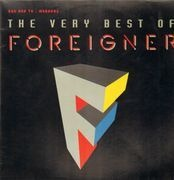 LP - Foreigner - The Very Best Of Foreigner