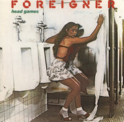 CD - Foreigner - Head Games
