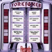 CD - Foreigner - Records
