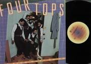 LP - Four Tops - The Show Must Go On