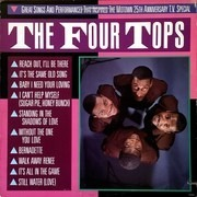 LP - Four Tops - Great Songs And Performances That Inspired The Motown 25th Anniversary Television Special