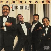 LP - Four Tops - Indestructible