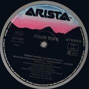 12inch Vinyl Single - Four Tops - Indestructible