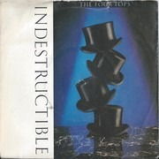 7inch Vinyl Single - Four Tops - Indestructible