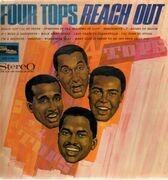 LP - Four Tops - Reach Out