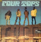LP - Four Tops - Still waters run deep - German Original; Black Tamla-Motown Label