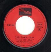 7inch Vinyl Single - Four Tops - Four Tops - Original French EP