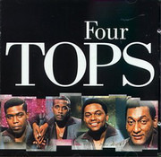 CD - Four Tops - Four Tops