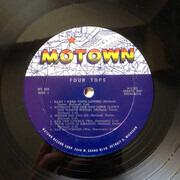 LP - Four Tops - Four Tops - Mono