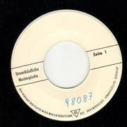 7inch Vinyl Single - Four Tops - I Can't Help Myself - German White Label Promo