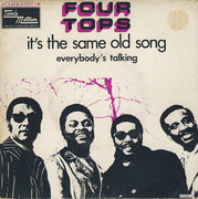 7inch Vinyl Single - Four Tops - It's The Same Old Song