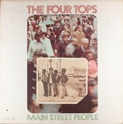 LP - Four Tops - Main Street People - Gatefold