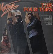 LP - Four Tops - Motown Legends
