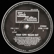 LP - Four Tops - Reach Out - still sealed