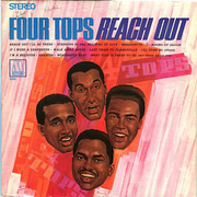 LP - Four Tops - Reach Out