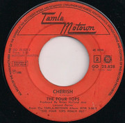 7inch Vinyl Single - Four Tops - Yesterday's Dreams