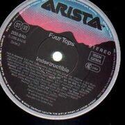 LP - Four Tops - Indestructible